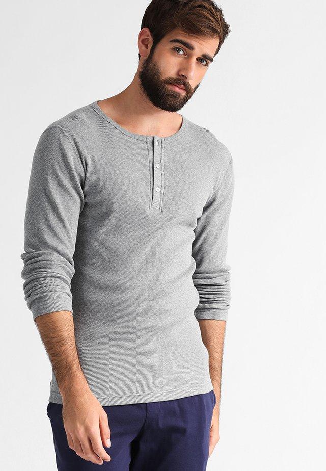 Haut de pyjama - grey melange