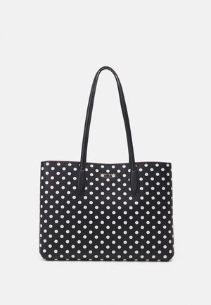 LARGE TOTE - Tote bag - black