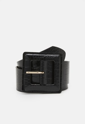 ALICIA BELT - Midjebelte - black