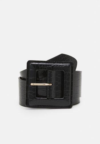 ALICIA BELT - Waist belt - black