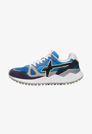 Sneakers basse - hellblau