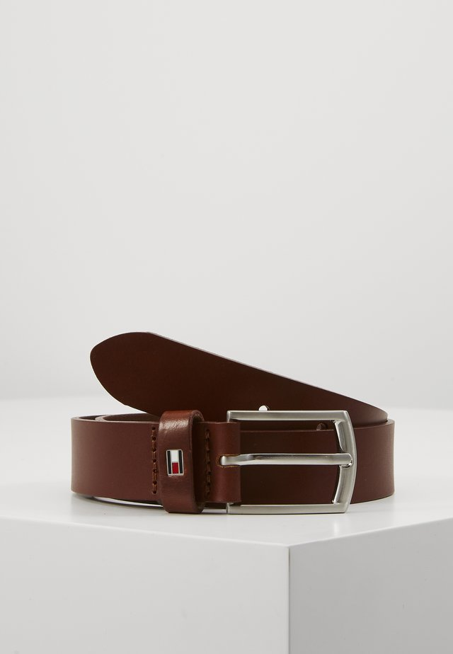 KIDS BELT - Bælter - brown