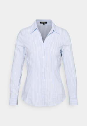 WOVEN BILLA BLOUSE - Button-down blouse - soft blue