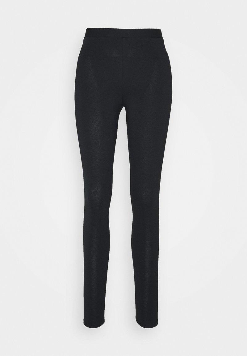 Esprit - CORE - Leggings - black