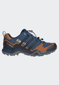 adidas Performance - TERREX SWIFT R2 SHOES - Hikingsko - blue - 8