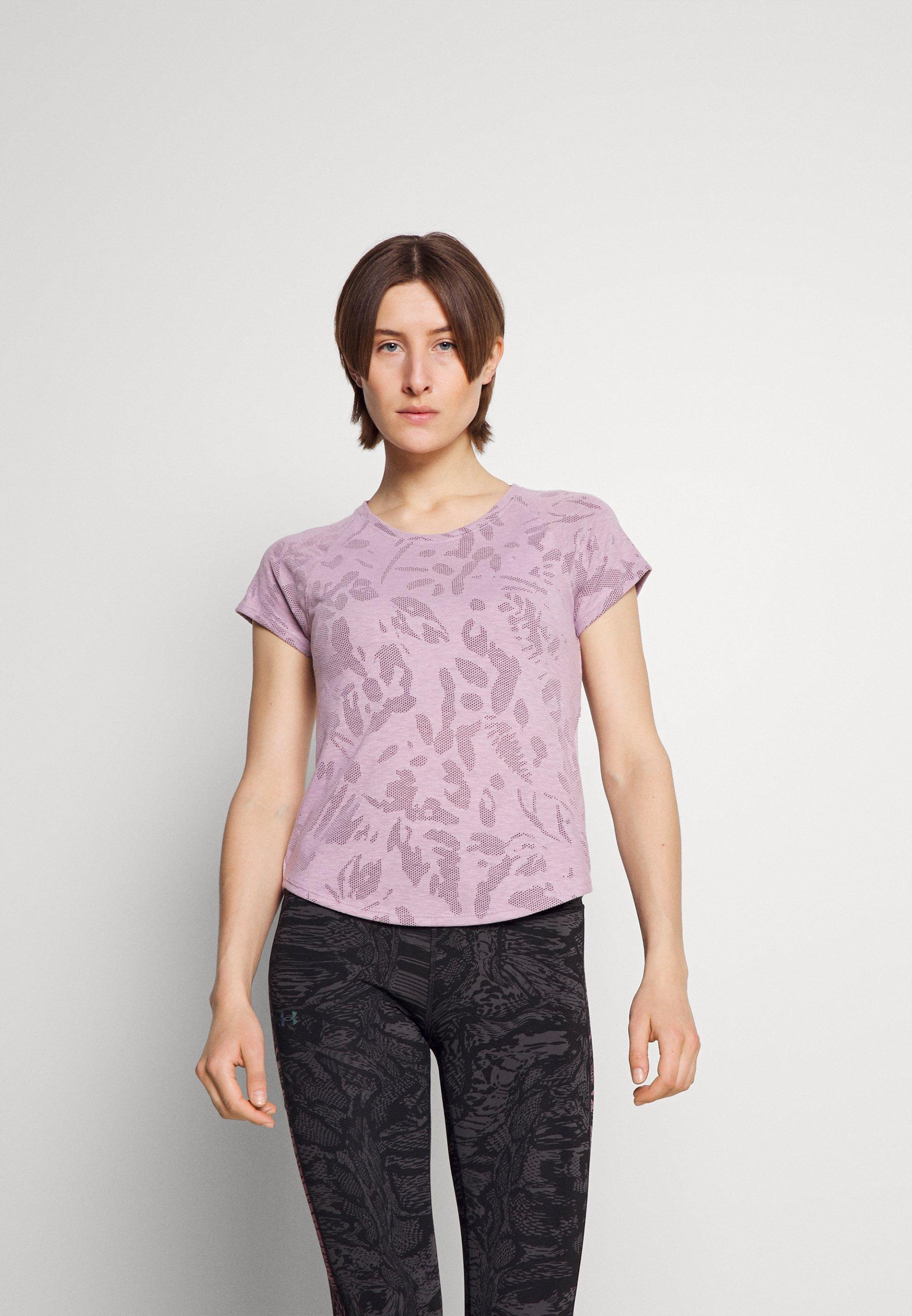 Women STREAKER FOREST - Print T-shirt