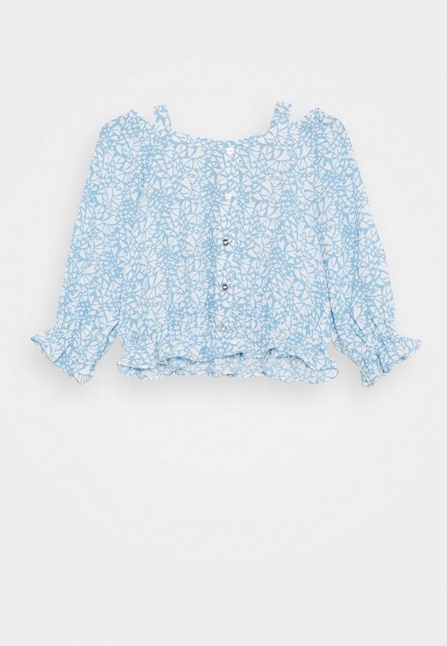 Vestito di maglina - blue