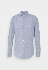 PRINT EASY CARE - Formální košile - royal blue
