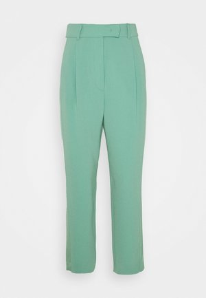 MONIA - Trousers - verde acqua