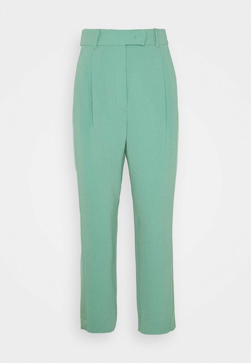 Marella - MONIA - Trousers - verde acqua
