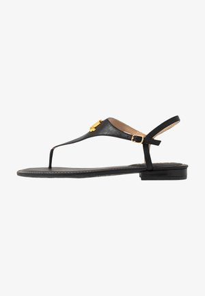 BURNISHED ELLINGTON - Flip Flops - black