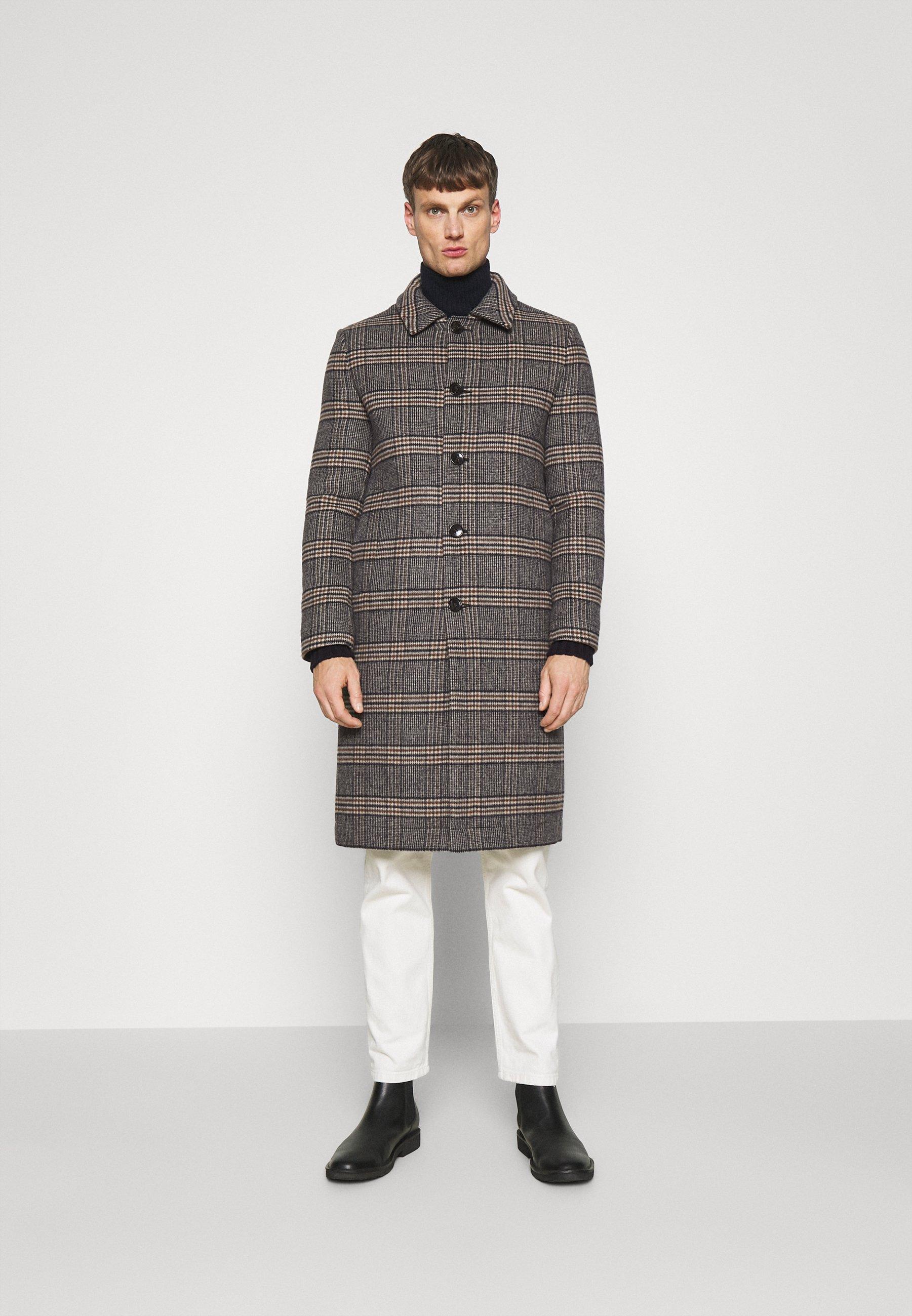 Men WORLD - Classic coat