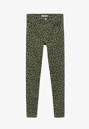SCARLET - Jeans Skinny Fit - kaki