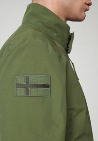 Napapijri - AGARD - Bomberjacka - green cypress - 6