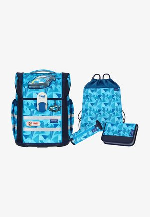 SET 4 - Schooltas set - blue