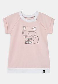 KARL LAGERFELD - BABY - Day dress - pinkpale - 0