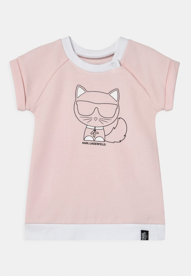 BABY - Day dress - pinkpale