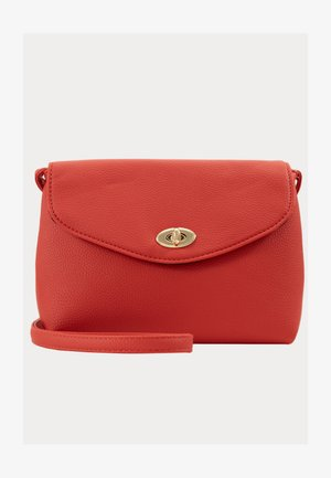 TWIST LOCK XBODY - Sac bandoulière - red