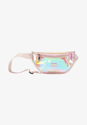 Bum bag - pink holo