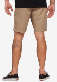 Volcom - FRICKIN MDRN STCH  - Shorts - beige - 1