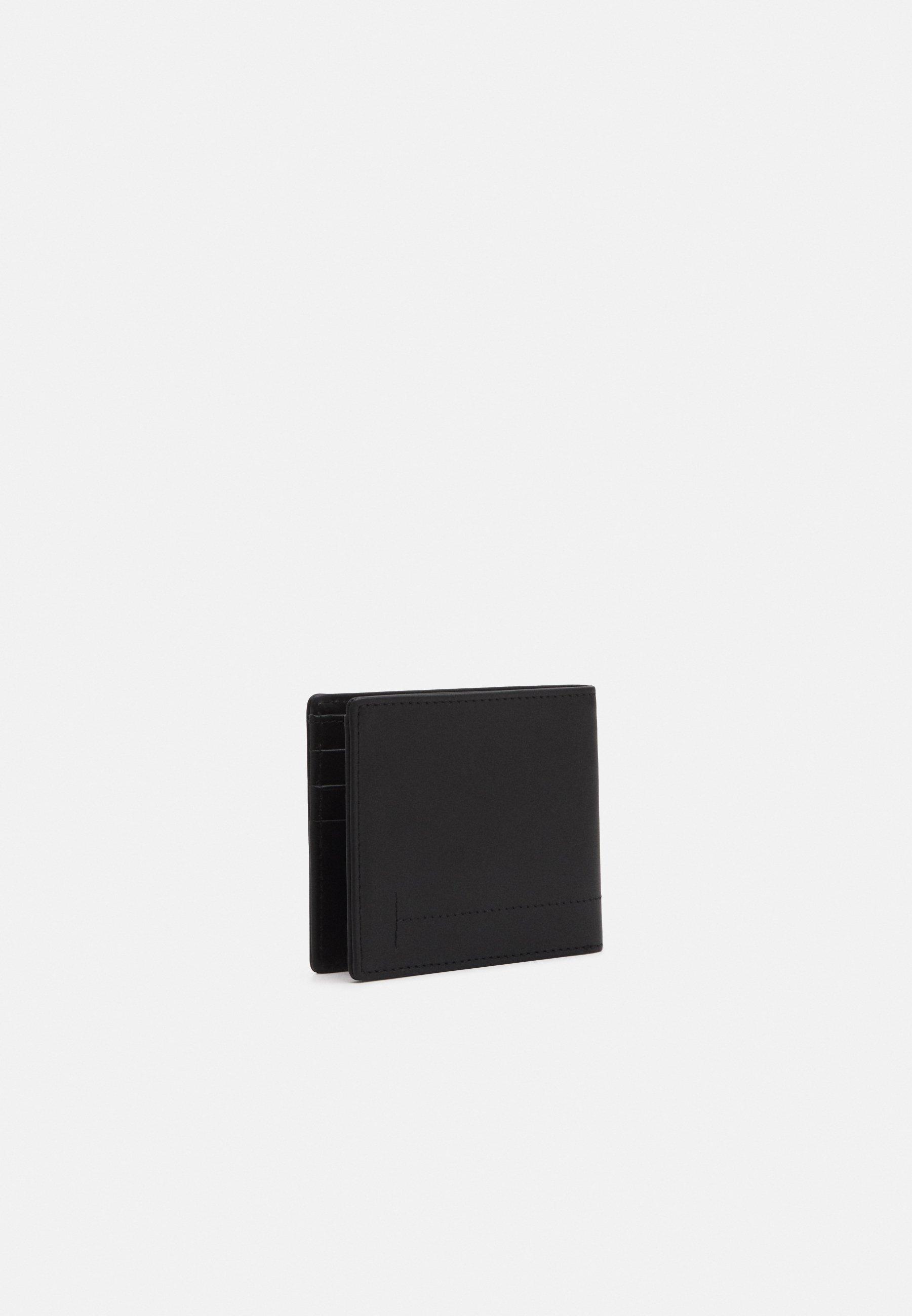 Zign LEATHER SET WALLET  BELT  - Geldbörse - black/schwarz - Herrentaschen 5UasD