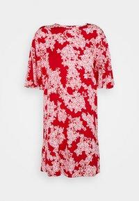 ARLENE - Day dress - red