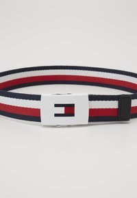 Tommy Hilfiger - PLAQUE BELT - Cinturón - multi - 2