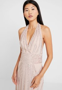 Lace & Beads - MORGAN MAXI - Occasion wear - nude - 4