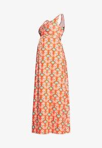 Pomkin - FÉLICIE - Žerzejové šaty - fond rouge - 5