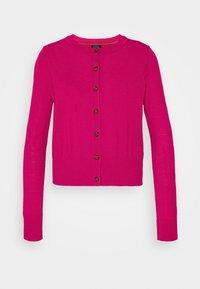 GAP Petite - Cardigan - bright peony pink - 0