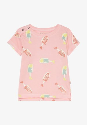 TEE BABY ZGREEN - Camiseta estampada - powder pink