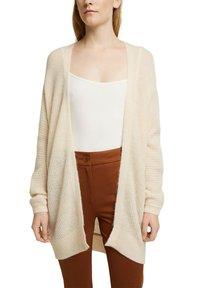 Esprit Collection - Cardigan - cream beige - 3