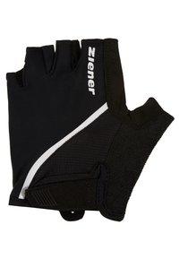 Ziener - CELAL - Fingerless gloves - black - 1