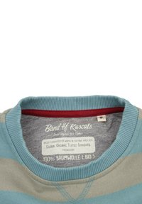 Band of Rascals - BAND OF RASCALS SWEAT STRIPED - Sweatshirt - arctic-blue-moos - 1