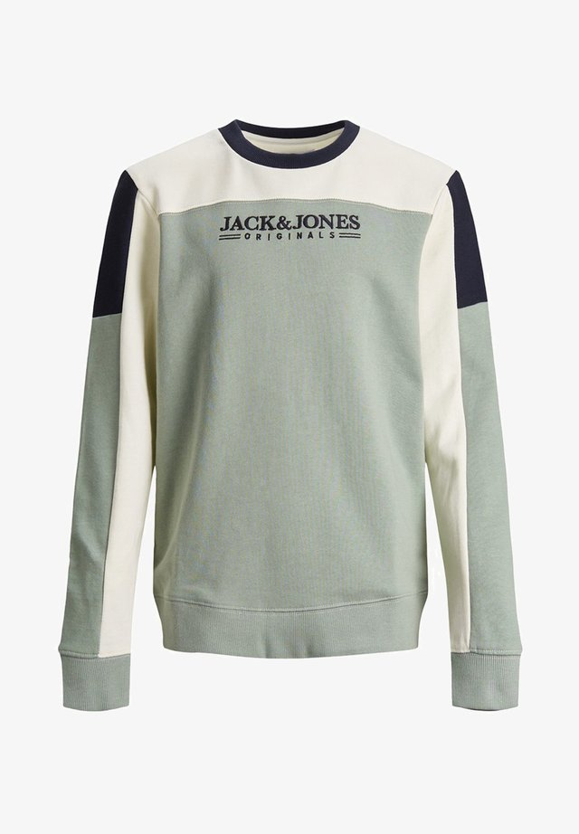 Sweatshirt - green milieu
