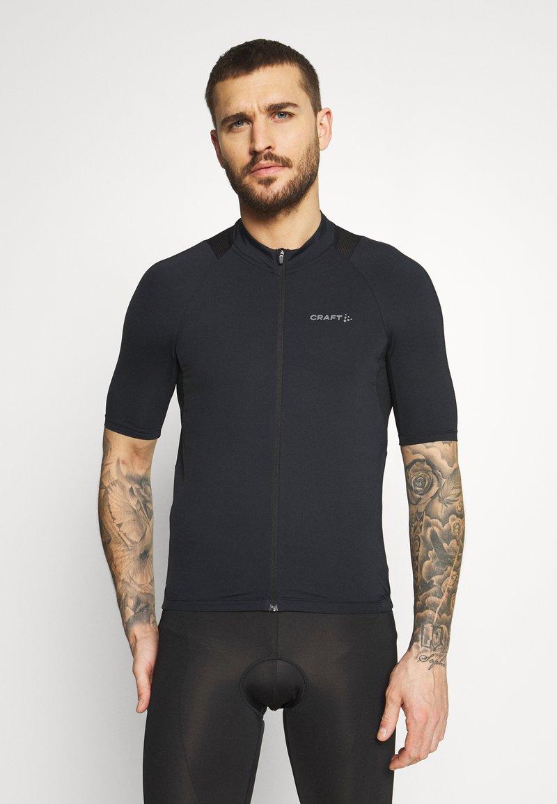 Craft - ENDUR - T-shirt imprimé - black