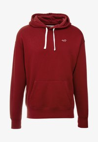 Hollister Co. - ICON PO  - Hoodie - burgundy - 4