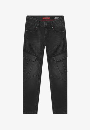 APACHE - Jeans Skinny Fit - black