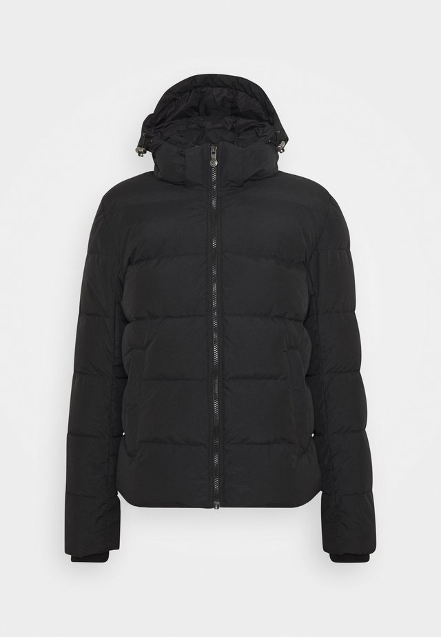 SPOUTNIC MAT - Down jacket - black