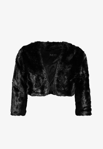 Sportovní sako - black