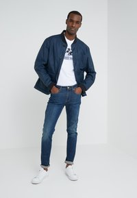 Barbour International - COMP TEE - T-shirt print - white - 1