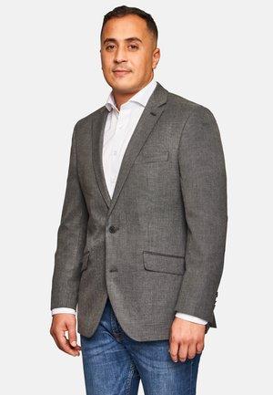 RAYN   - Blazer jacket - dunkelgrau melange