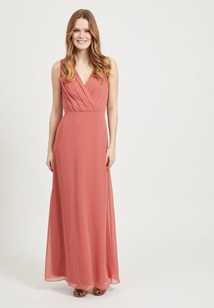 Maxi dress - dusty cedar