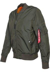 Alpha Industries - Bomber Jacket - rep grey - 3