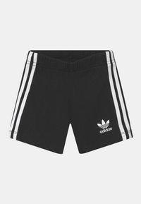 adidas Originals - DISNEY CHARATER SHORT TEE SET - Shorts - black - 2