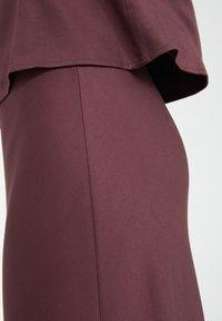 ARMEDANGELS - DEVORAA - A-line skirt - aubergine - 4