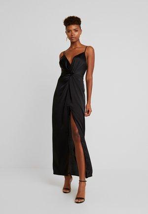 YOU GOT IT DRESS - Maxi dress - black