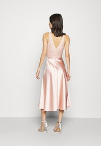 Lace & Beads - ALEXA SOFIE MIDI DRESS - Cocktail dress / Party dress - nude - 2