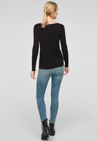 s.Oliver - Jumper - black - 2