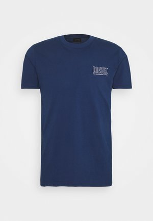 JAKE - T-shirt imprimé - blue